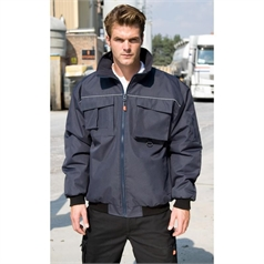 Result Work-Guard Men's Sabre Pilot Jacket