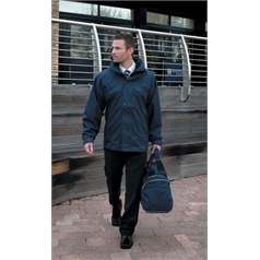 Result Men's 3-in-1 Fleece Lined Waterproof Jacket