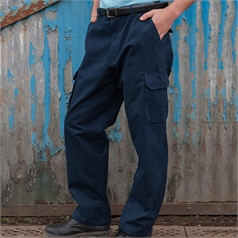 RTY Workwear Men's Cargo Trousers