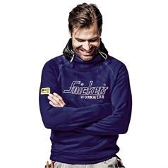 Snickers Men's Logo Hooded Sweatshirt