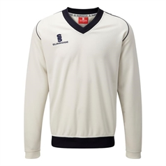 Surridge Kid's Fleece Lined Cricket Sweater