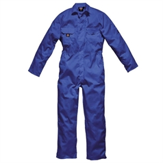 Dickies Workwear Men's Redhawk Economy Stud Front Coverall