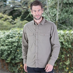 Craghoppers Men's Kiwi Long Sleeved Shirt