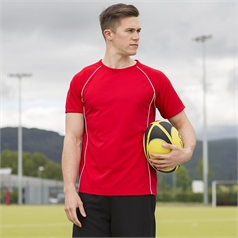 Finden Hales Men's Performance Crew Neck T-Shirt