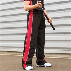 Finden Hales Kid's Contrast Piped Tracksuit Pant
