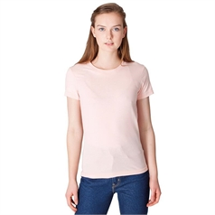 American Apparel Women's Fine Jersey Short Sleeve T-Shirt (2102)