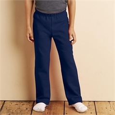Gildan Youth's Heavyblend Open Hem Sweatpant