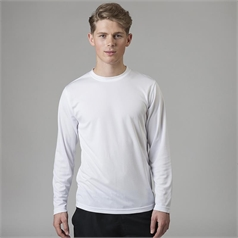 AWDis Just Cool Men's Long Sleeve Cool T-Shirt