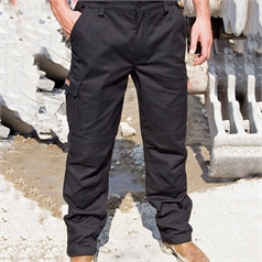 Result Work-Guard Men's Hardwearing Sabre Stretch Trousers