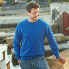 Fruit of the Loom Adult's Premium Set-In Sleeve Sweatshirt