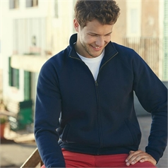 Fruit of the Loom Adult's Premium Full Zip Sweatshirt Jacket