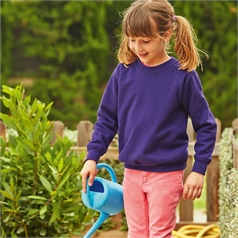 Fruit of the Loom Kid's Premium Raglan Sleeve Sweatshirt
