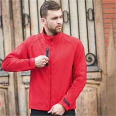B&C Collection Men's X-Lite Softshell Light Pack Jacket