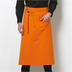 Bargear Adult's Superwash 60 Degree Long Bar Apron