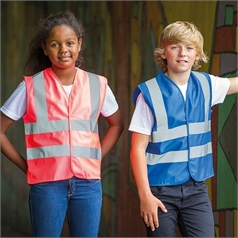 RTY Children's Enhanced Visibility Safety Vest