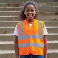 RTY Children's High Visibility Safety Vest