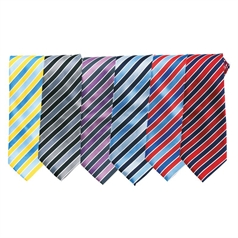 Premier Men's Candy Stripe Tie