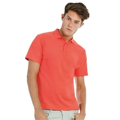B&C Collection Short sleeved Polo Shirt