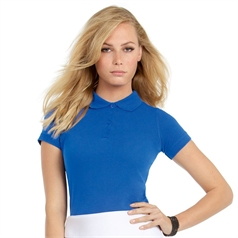 B&C Collection Women's Safran Pure Polo Shirt