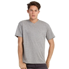 B&C Collection Men's Exact V-Neck T-Shirt