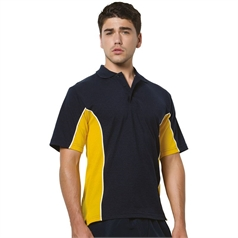 Gamegear Adult's Open Sleeve Track Polo Shirt