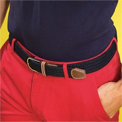 Asquith & Fox Men's Braid Stretch Belt