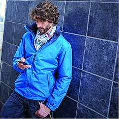 Regatta Men's Water and Windproof Classic Bomber Jacket