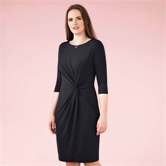 Brook Taverner Women's 3/4 Sleeve Neptune Dress (2287)
