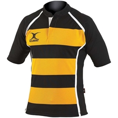 Gilbert Rugby Men's Xact Match Shirt