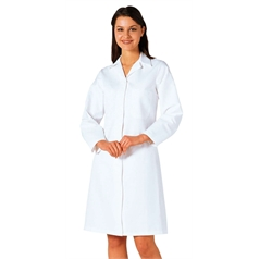 Portwest Women's Fortis Plus Fabric Food Industry Coat - 2205