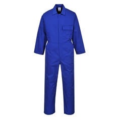 Portwest Men's Concealed Stud Standard Coverall -2802