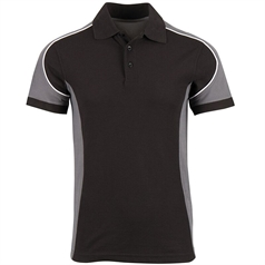Alexandra Men's Workwear Tungsten Polo Shirt