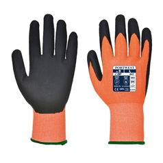 Portwest Sharp Vis-Tex5 Cut Level 5 PU Resistant Glove