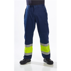 Portwest ModaFlame Hi-Vis Flame Resistant Trousers