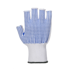 Portwest Adult's Fingerless Polka Dot Glove