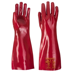 Portwest Fully Coated 45cm PVC Gauntlet Glove