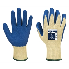 Portwest Kevlar Latex Cut Resistant Grip Glove