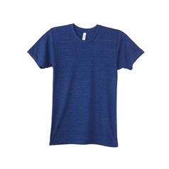 American Apparel Unisex Tri-Blend Short Sleeve Track T-Shirt (TR401)