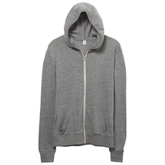 Alternative Apparel Men's Eco-Jersey Zip Hoodie