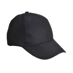 Portwest Adult's Six Panel Crown Work Baseball Cap