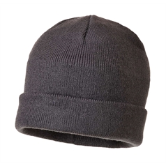 Portwest Adult's  Knit  Cap  Insulatex Lined  Knit Hat