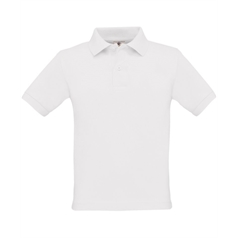 B&C Collection Kid's Safran Polo Shirt