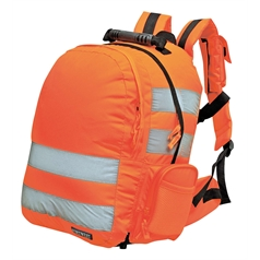 Portwest High Visibilty Rail Specification Quick Release Rucksack