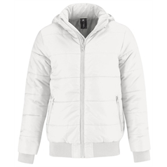 B&C Collection Men's Quilted Superhood Bomber Jacket