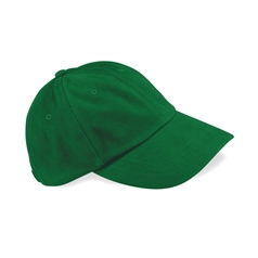 Beechfield Headwear Low Profile Heavy Brushed Cotton Cap