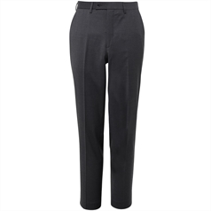 Avalino single pleat trousers