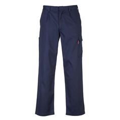Portwest Men's BizWeld Flame Resistant Cargo Trousers