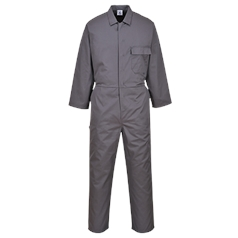 Portwest Concealed Stud Front Standard Work Coverall