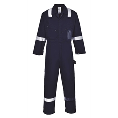 Portwest Adult's Iona 100% Cotton Coverall