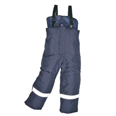 Portwest Coldstore Height Adjustable Trousers